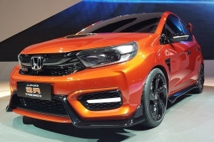 This Tiny Honda Hot Hatch Concept is the Definition of Forbidden Fruit