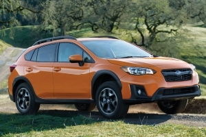 2018 Crosstrek propels Subaru to best-ever April sales