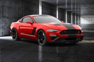 2018 Roush JackHammer Ford Mustang is a 710-HP Pavement Pounder
