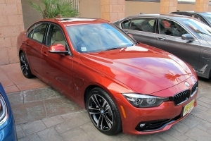 BMW 330e puts Spark in 3 Series Lineup