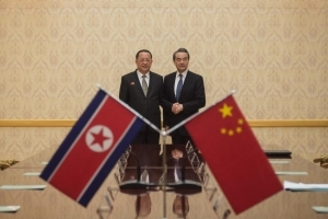 Chinese Foreign Minister Wang Yi praises North Korea during Pyongyang visit