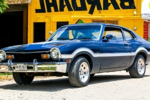 Ford trademarks classic Maverick nameplate