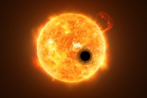 Hubble Detects Helium On Distant Exoplanet
