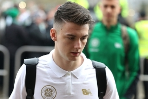 Manchester United end Kieran Tierney interest
