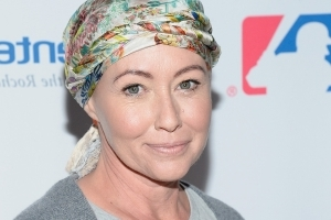 Shannen Doherty Says She Is Banking Blood While Preparing for Upcoming Surgery
