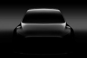 Elon Musk says Tesla's Model Y is slated for 2020