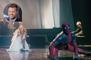 How Deadpool 2 recruited Céline Dion for that emotional power ballad