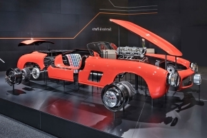 Mercedes-Benz Classic Offers Gullwing Body Parts