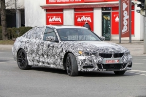 Spied! Peek Inside the Next-Gen BMW 3 Series' Interior