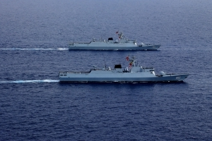 U.S. says will be consequences for China's South China Sea militarization
