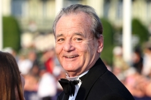 Bill Murray Reveals Sex Of Couple's Baby With A Golf Club