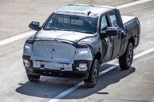 SPIED: 2020 Ram Heavy Duty Pickup Loses Crosshairs, Follows 1500 into the Future