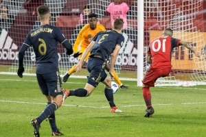Toronto FC blanks Philadelphia Union 3-0