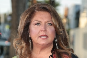 Abby Lee Miller's emotional image following cancer surgery