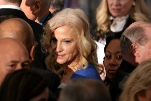 Conway: White House does not have a credibility problem