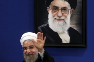 Iran's president: US ending deal will be 'historic regret'