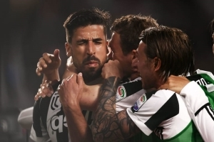 Juventus edges Bologna for crucial Serie A win