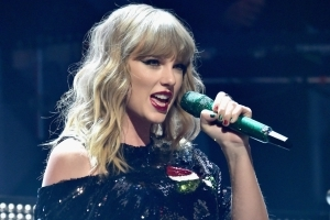 Taylor Swift Teases Crazy Confetti and Costumes for Upcoming 'Reputation' Tour -- Watch