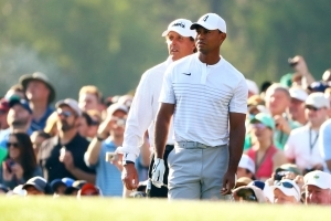 Tiger Woods, Phil Mickelson and Rickie Fowler make quite the group for Players Championship