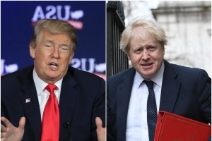 Donald Trump could win Nobel Peace Prize if Iran nuclear deal is fixed – Johnson