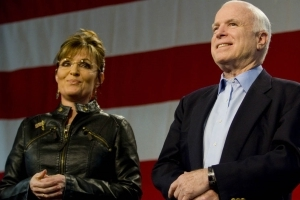 McCain says he regrets picking Palin as running mate