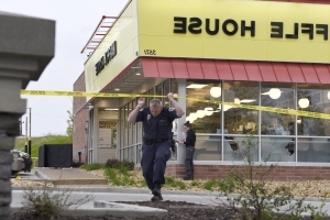 Police were dispatched to wrong Waffle House in shooting