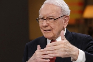 Warren Buffett: 'I don't have to do a thing' to own more of Apple