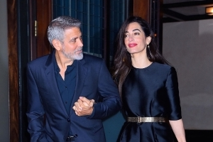 Amal Clooney Shows How to Rock the Romper Like a Grownup for Husband George's Birthday