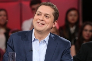 Andrew Scheer Says He Smoked Marijuana When He Was 'Young'