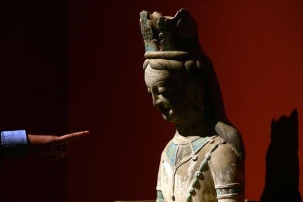 Hidden Treasure Discovered in Ancient Buddhist Statue