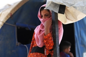 Iraq's displaced forgotten in elections