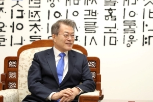 Japan and North Korea should talk, South Korea's Moon says