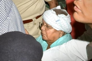 Lalu seeks five-day parole to attend son's wedding