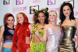 Mel B sends fans into meltdown as she teases Spice Girls reunion ahead of royal wedding