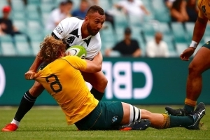 Rugby - Brumbies would welcome Reds exile Cooper, says Powell