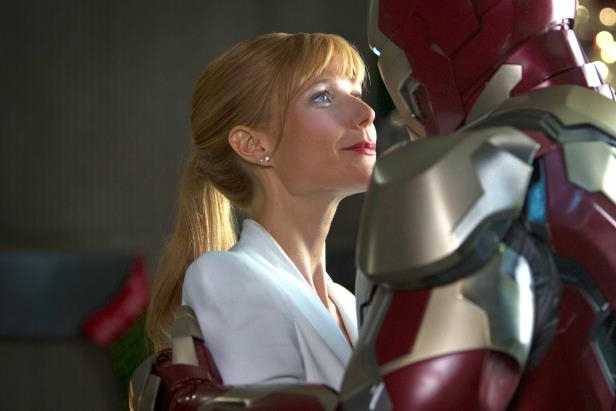 Slide 11 of 21: Gwyneth Paltrow as Pepper Potts in Iron Man 3
