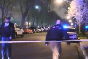 Suspect arrested in shooting of ATF agent in Chicago