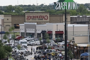 1st murder charges filed in 2015 biker shooting in Texas