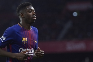 Barcelona rule out a Liverpool move for Ousmane Dembele