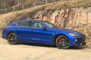 First Drive: 2019 Genesis G70