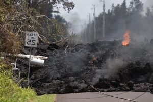 Hawaii volcano triggers more evacuations as 2 new vents appear
