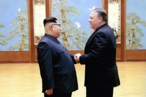 Oops! Mike Pompeo refers to North Korean leader Kim as 'Chairman Un'