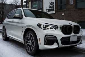 Review: 2018 BMW X3 M40i