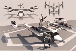 Uber, US Army partner up for silent electric aircraft tech