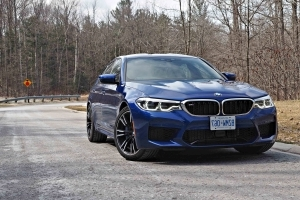 Car Review: 2018 BMW M5