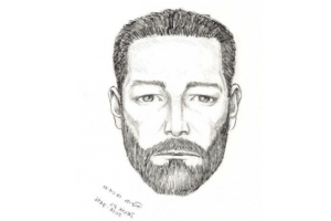 Delta Police issue sketch of sex assault suspect