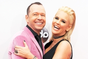 Jenny McCarthy Gets This Gift From Donnie Wahlberg Every Month