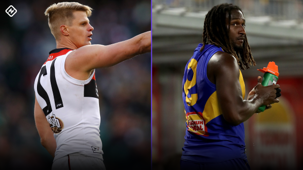 Nic Naitanui's suspension 'unrealistic and confusing': Nick Riewoldt