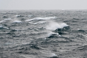 Record 7-storey monster wave tears across Southern Ocean