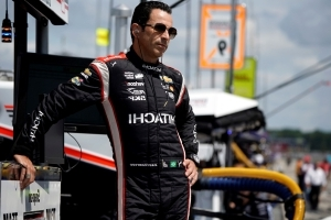 Castroneves eagerly gearing up for IndyCar season debut